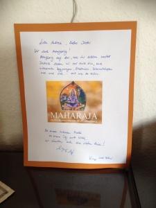 Einladung zum Inder