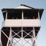 Dieter auf Turm