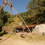 Schaukeln in Nepal