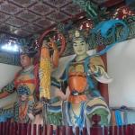 Im chinesischen Tempel