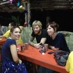 Maria, Ruaidhri und Deirdre