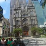 Südamerikanische Sinfonie in Glas und Beton