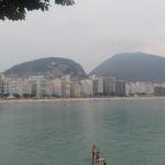 auf die Copacabana