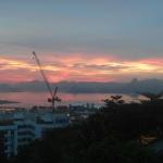 Río am Morgen