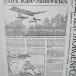 Artikel in Berliner MoPo vom September 1983
